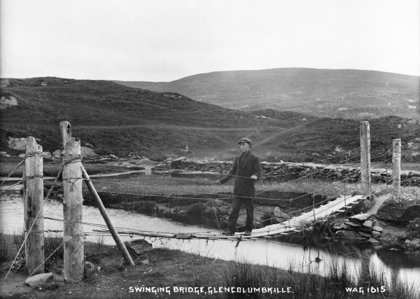 Swinging locations donegal