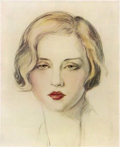 Tallulah Bankhead (1902 - 1968), American actress, talk show host and bonne vivante