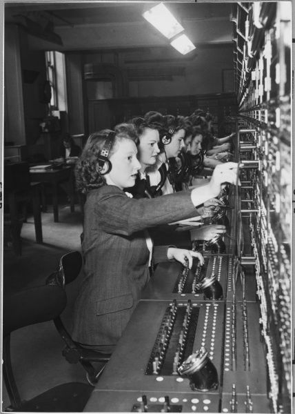 New Scotland Yard switchboard