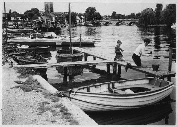 The Thames at Henley, Oxfordshire