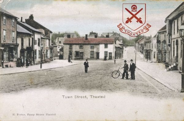 Thaxted, Essex: Town Street
