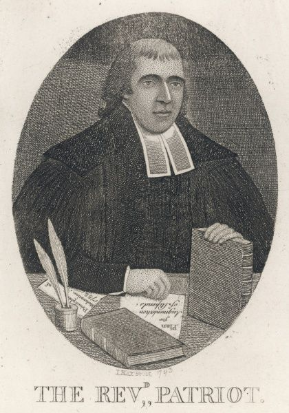 THOMAS HARDIE Scottish churchman, labelled by Kay 'the reverend patriot&#39