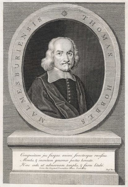 THOMAS HOBBES Philosopher