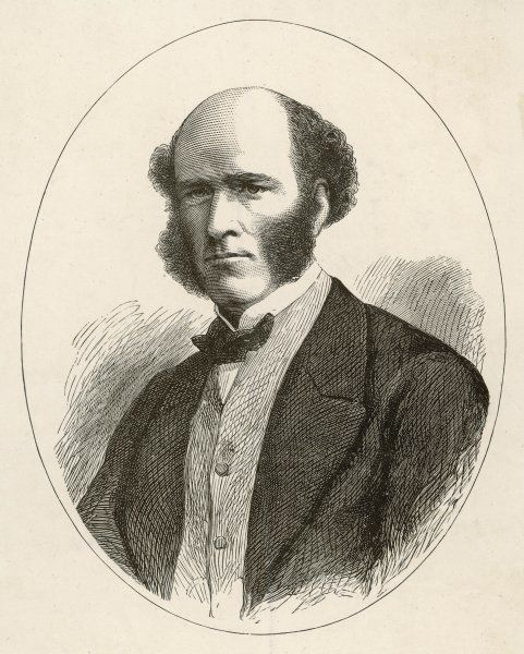 THOMAS HUGHES English lawyer, MP and writer, best know as the author of Tom Brown's Schooldays (1857)