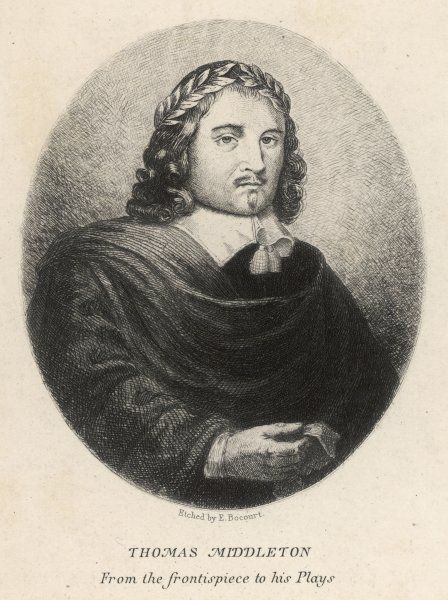 THOMAS MIDDLETON Dramatist