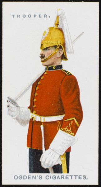 A Trooper from the 4th Dragoon Guards (Royal Irish Guards)