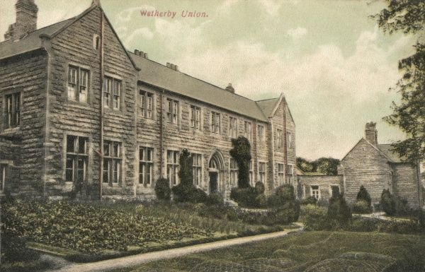 The Wetherby Union workhouse was designed by J.B. and W. Atkinson and opened in 1863 on Linton Road in Wetherby, West Yorkshire. The site later became Wharfe Grange Hospital