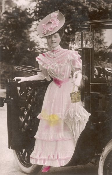 VESTA TILLEY Music hall entertainer, best known for her male impersonations