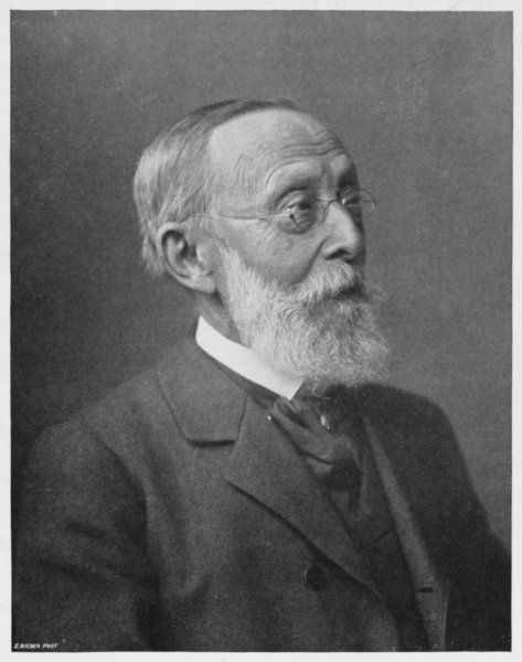 RUDOLF VIRCHOW German pathologist associated with tuberculosis, rickets etc. : also an active politician who opposed Bismarck's policies