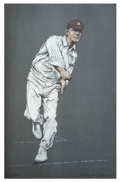 Walter Lees - Cricketer for Surrey and England