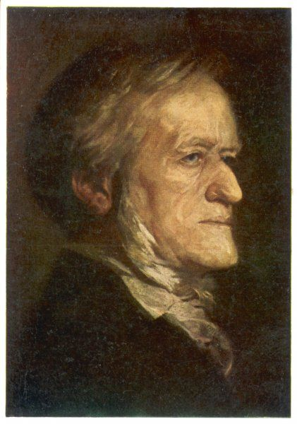 RICHARD WAGNER German musician