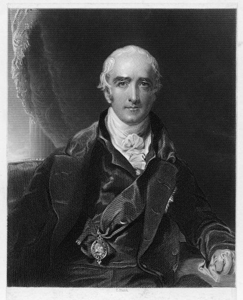 RICHARD COLLEY 2nd EARL of MORNINGTON MARQUIS of WELLESLEY British politician, born in Ireland
