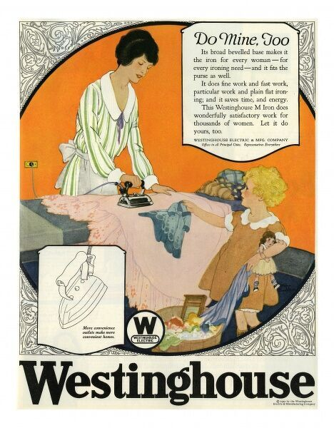 Westinghouse Date: 1922