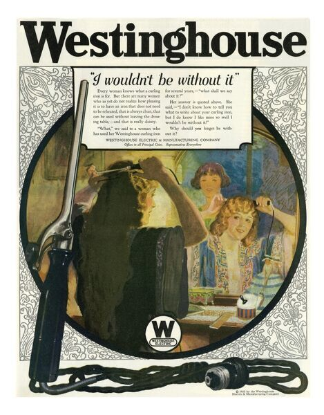 Westinghouse Date: 1923