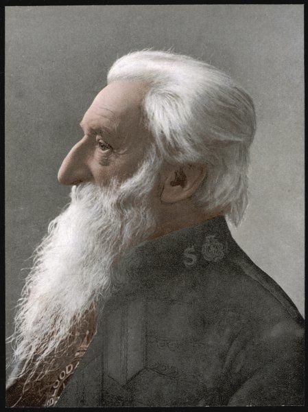 GENERAL WILLIAM BOOTH English religious leader and founder of Salvation Army