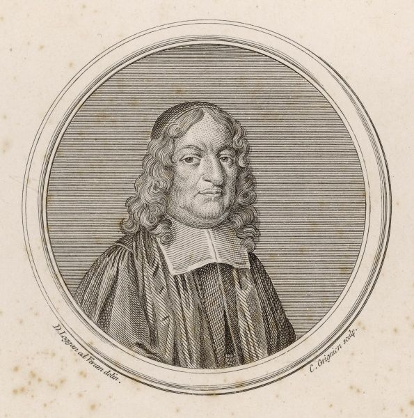 WILLIAM HOLDER English churchman, canon of St Paul's, London