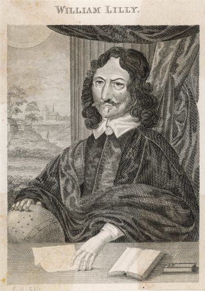 William Lilly, astrologer