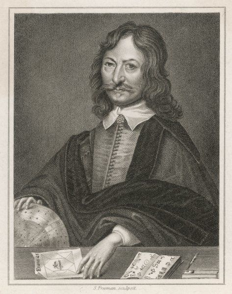 William Lilly, English astrologer