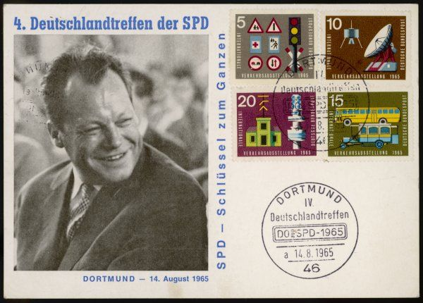 WILLY BRANDT German socialist statesman, leader of Social Democrats, mayor of Berlin, federal chancellor 1969-74, Nobel Peace Prize 1971 Date: 1913 - 1992