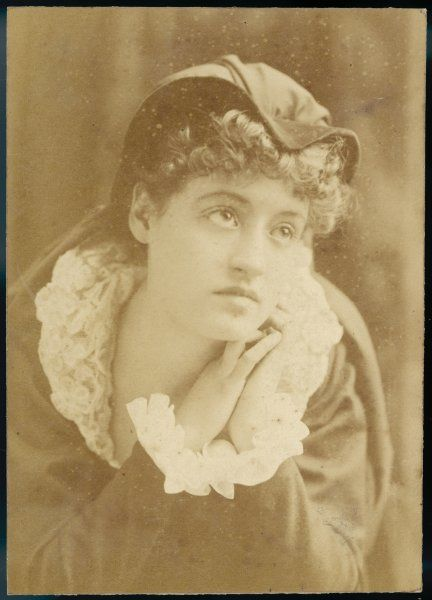 WINIFRED EMERY English actress, wife of Cyril Maude