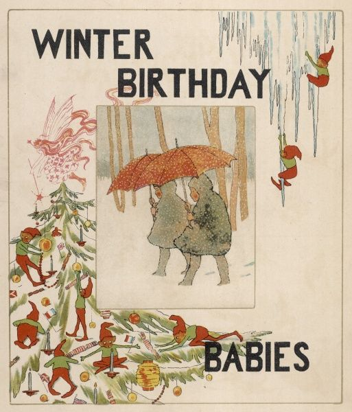 WINTER BIRTHDAY BABIES [4 of 4]