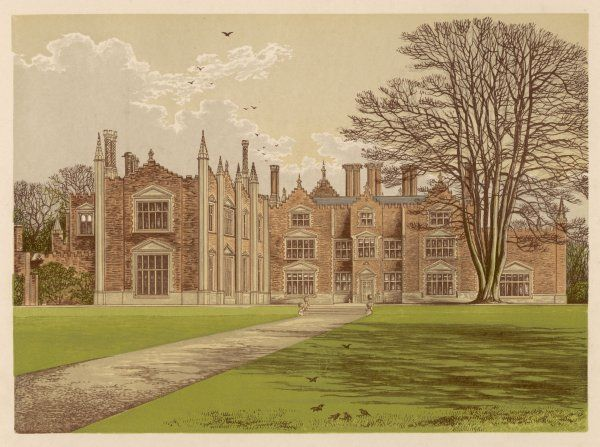 Witchingham Hall, Norfolk