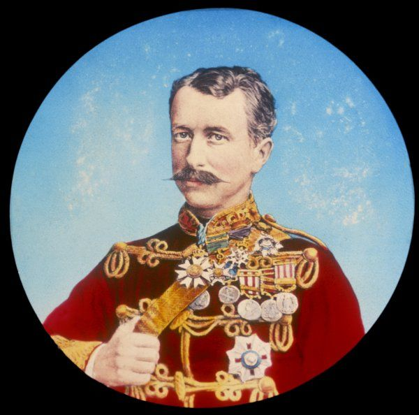 GARNET JOSEPH 1st VISCOUNT WOLSELEY British army officer