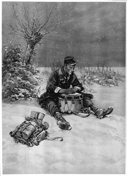 A World War One soldier writes his Christmas letter home