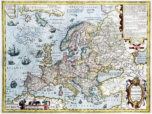 nostradamus position in 16th century europe essay Free essay: in the 16th century, europeans had their faith shattered and were forced to realize that there was doubt in what they believed in this ended with the signing of the peace of westphalia in 1648, which left france in a powerful position in europe, germany and austria losing not only in.