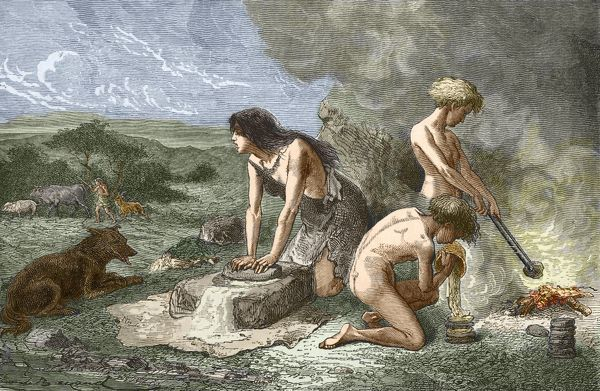 gender inequality in the neolithic era