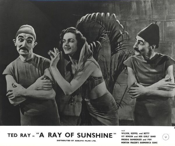 Wilson, Keppel & Betty in Horace Shepherd's A Ray of Sunshine (1950)