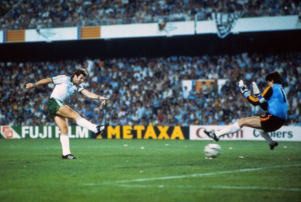 Image result for northern ireland spain 1982