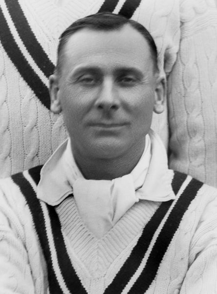 Cricket - 1932 season Surrey's Jack Hobbs