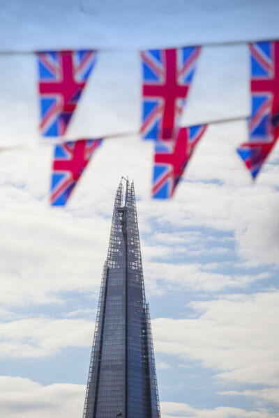 UK, England, London, The Shard