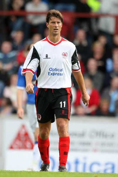 Brian Laudrup, Clyde