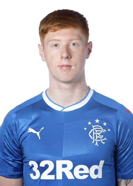 Rangers Season 2014-15: Rangers Head Shots