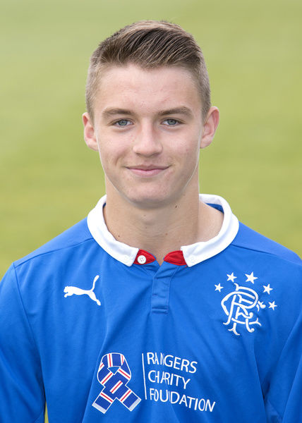Rangers U15 - Scott Gray