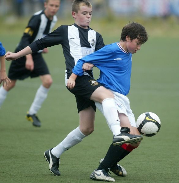 Rangers Elite take on Newcastle Boys Club