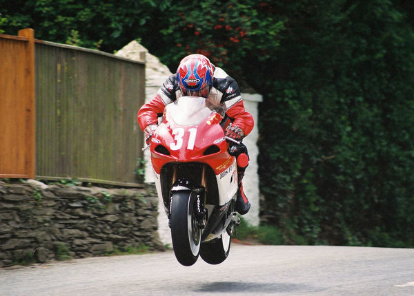 Alan Bud Jackson (Suzuki) 2004 Production 1000 TT