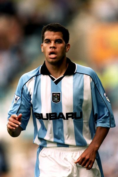 Marcus Hall, Coventry City