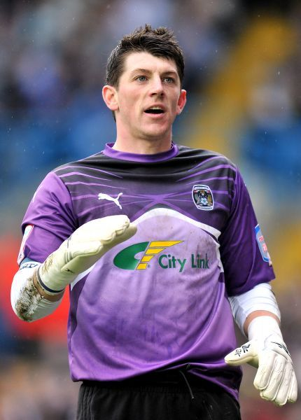 Keiren Westwood, Coventry City