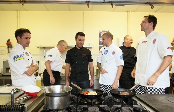 Gino's Stoke Kitchen 2012