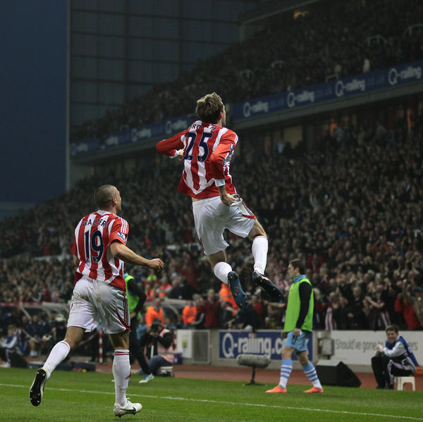 Stoke City v Manchester City - Saturday 24th March 2012 ...
