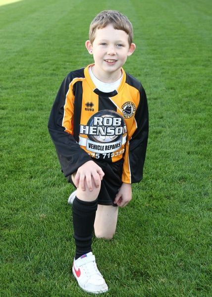 Boston United FC Community Football Club: U10s 2012-2013