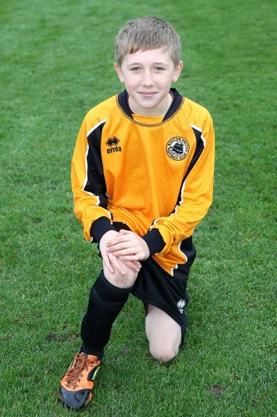 U12s 2012-2013. Boston United FC Community Football Club: U12s 2012-2013