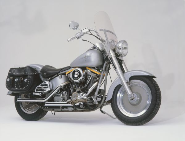 1989 Harley Davidson Fat Boy motorcycle