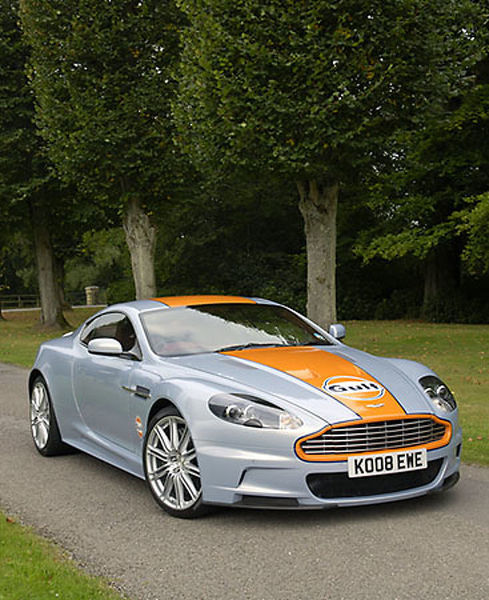 Aston Martin DBS (formerly Owned By Dr.Ulrich Bez, CEO Of