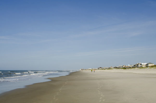 Atlantic Beach Outer Banks North Carolina Usa Photo Prints