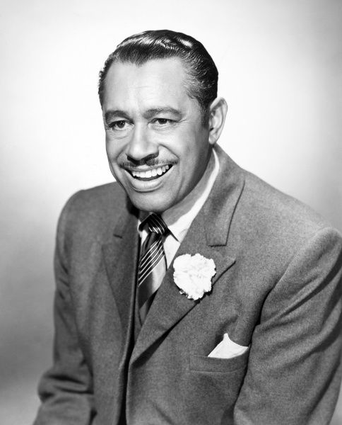 CAB CALLOWAY (1907-1994).  American singer, musician and composer