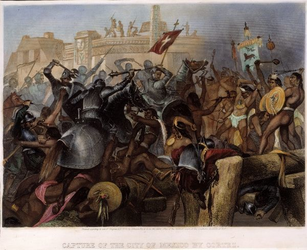 conquest of mexico (note: this project had some missing and duplicate sections this has been corrected as of july 9, 2010 the affected sections were 12, 13, 27, 28, 33, & 34.